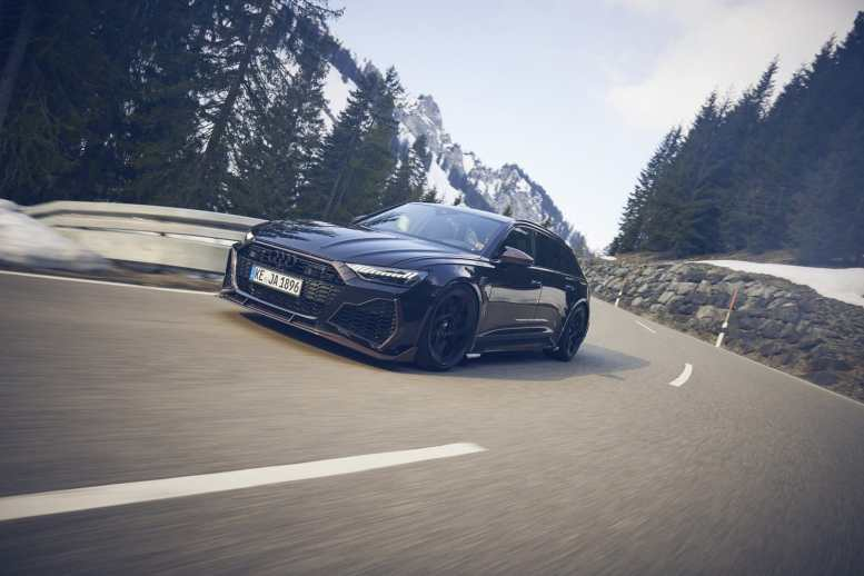 Johann ABT Signature Edition: 800 CV para el RS6