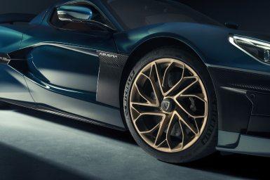 Rimac Nevera: 1.940 caballos 100% eléctricos y una velocidad máxima de 412 km/h