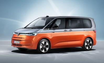 Volkswagen T7 Multivan 2021: Adaptada a los nuevos tiempos, híbrida y enchufable