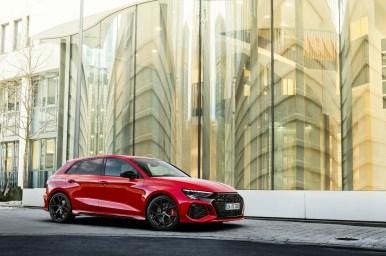 Audi RS 3 2021 Sportback y Sedán: 400 CV para el rey de los compactos deportivos