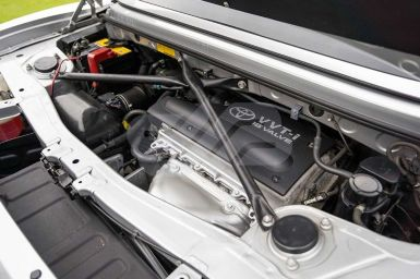 A subasta uno de los cien Toyota MR2 diseñados por Zagato