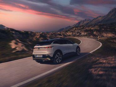 El Renault Mégane E-Tech es un crossover compacto... y es 100% eléctrico