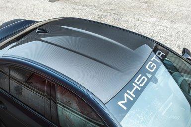 Manhart MH5 GTR: BMW M5 CS con esteroides