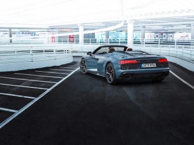 Audi R8 V10 Performance RWD: Con 570 CV y propulsión trasera