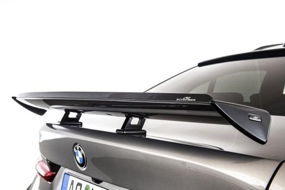 El BMW M3 G80 de AC Schnitzer es el Serie 3 más potente de la historia