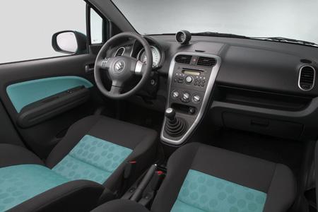 Suzuki Splash, más información