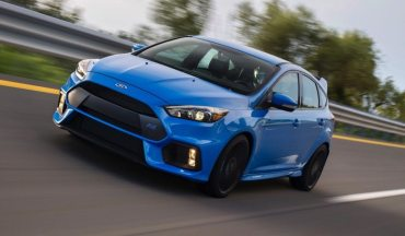 Ford Focus RS 2016 01a