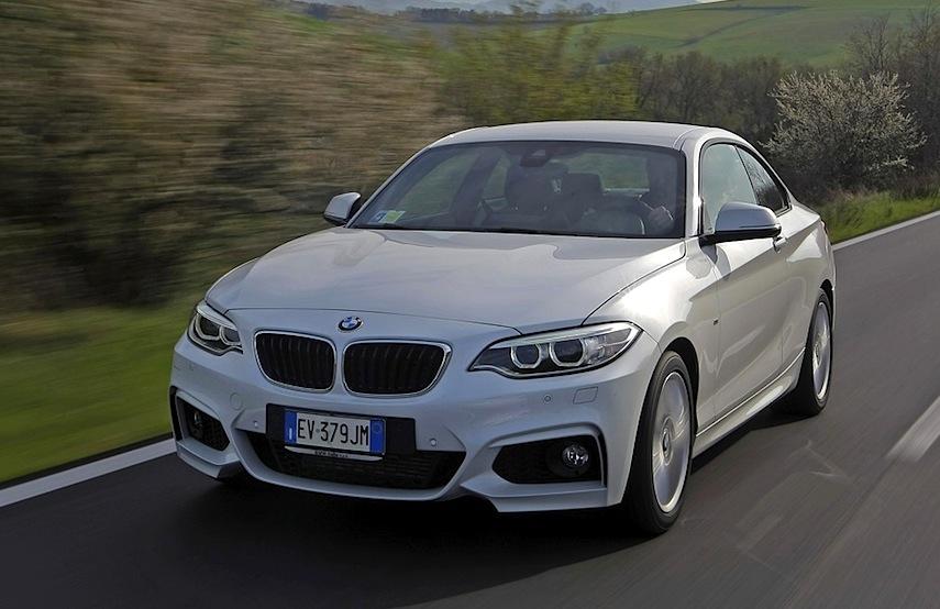 BMW SERIE 2 COUPÉ-immagine