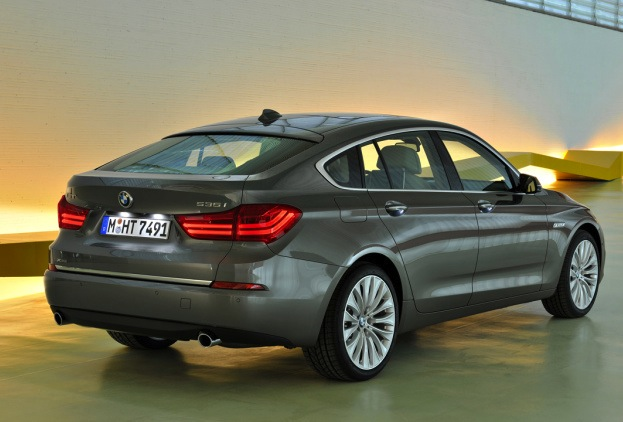 BMW SERIE 5 GT-immagine