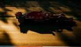 Test Ferrari / Vettel