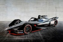 livrea Nissan Formula E