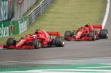Vettel e Raikkonen