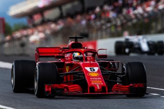Ferrari Spagna Vettel