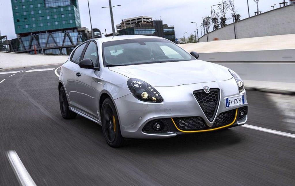 Alfa Romeo Giulietta Veloce 2019: test drive - MotorAge ...