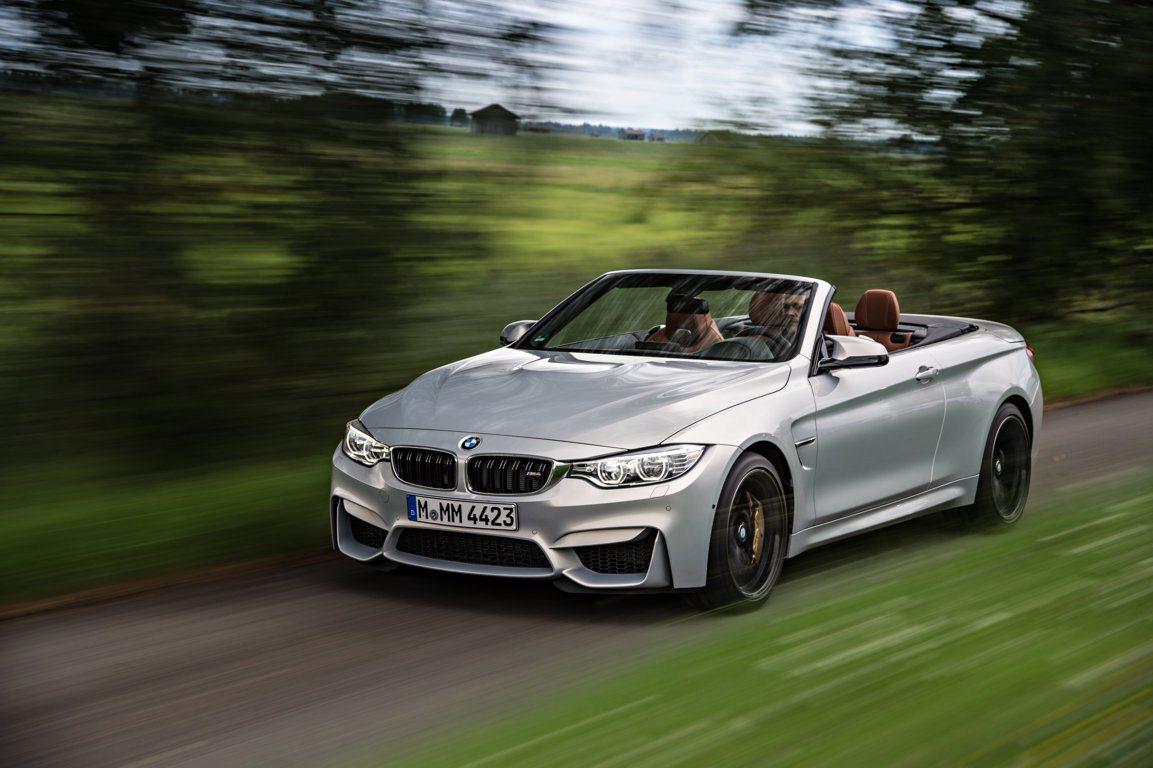 BMW SERIE 4 CABRIO-immagine