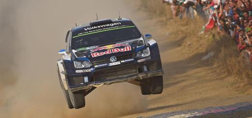 Rally-Messico