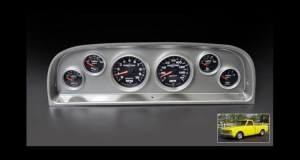 New Instrument Panels for 19601963 Chevy Pickup | Motorator