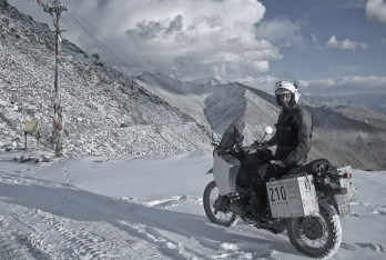 +India, Ladakh - up and around the Kardung La pass