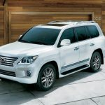 Lexus Lx570 Arrives In India Could Be For Testing