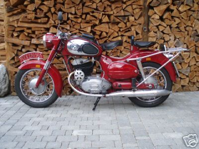 Puch 250 SGS 1950