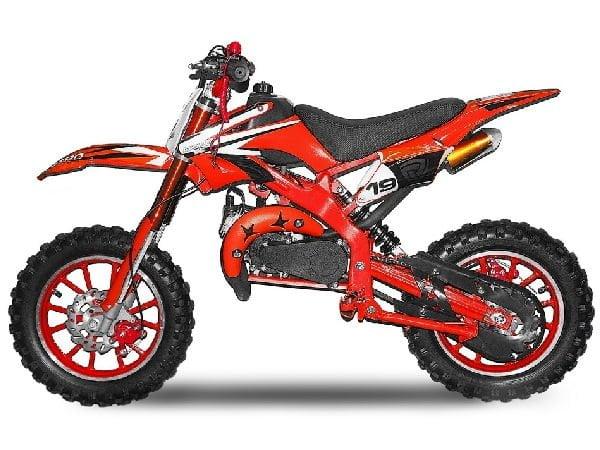 Minicross Bambino 49cc 2tempi NUOVA minimoto miniquad  moto cross mini quad