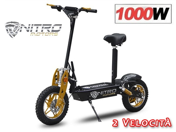 1171049 MONOPATTINO ELETTRICO TWISTER 1000W CROSS