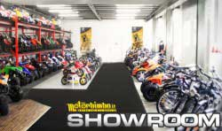 showroom motorbimbo