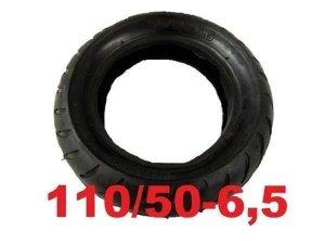 PNEUMATICO COPERTONE GOMMA POSTERIORE 110/50-6,5 per minimoto 49cc