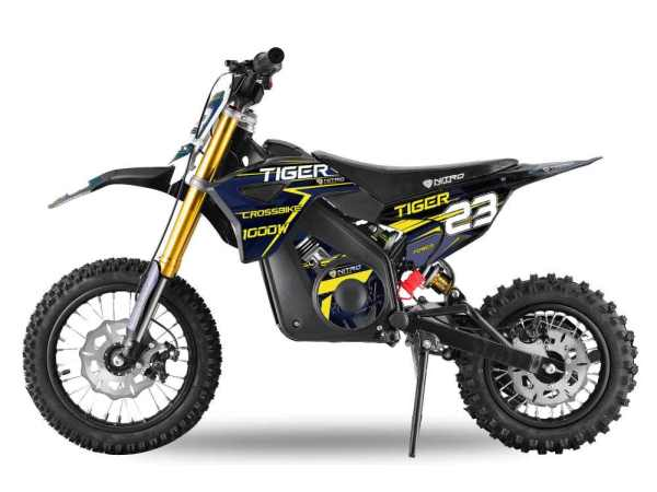 00 1173073 tigerg minicross ECO TIGER 1000W 36V