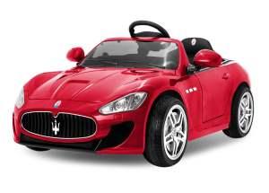 1191185 Maserati 2x 35W MINI AUTO ELETTRICA PER BAMBINI