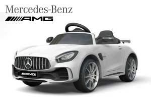 1191235 Mercedes GTR MINI AUTO ELETTRICA PER BAMBINI