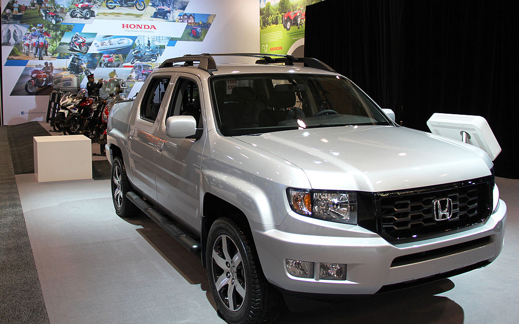 A truck for honda car people; Which Used Honda Ridgeline Is The Most Reliable