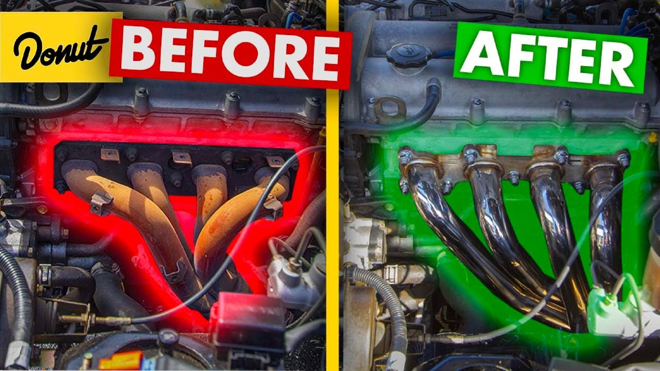 do aftermarket exhaust headers really