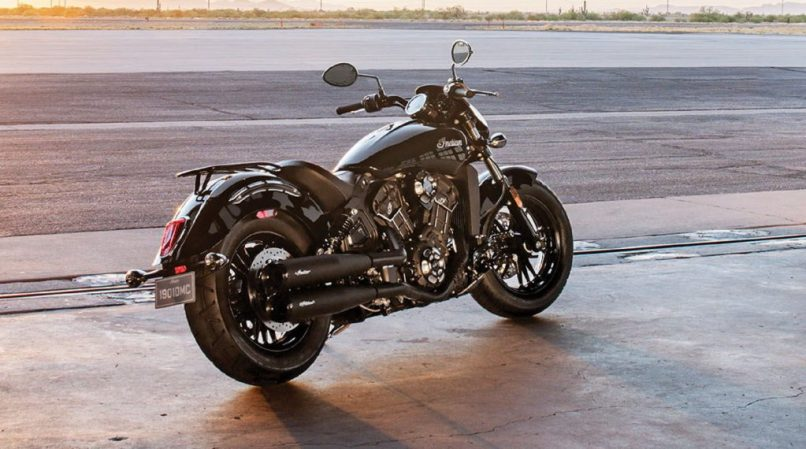 Does The Indian Scout Sixty Out Cruise