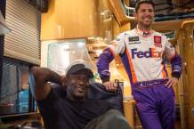 Michael Jordan and Denny Hamlin Forms NASCAR Team with Bubba Wallace as Driver