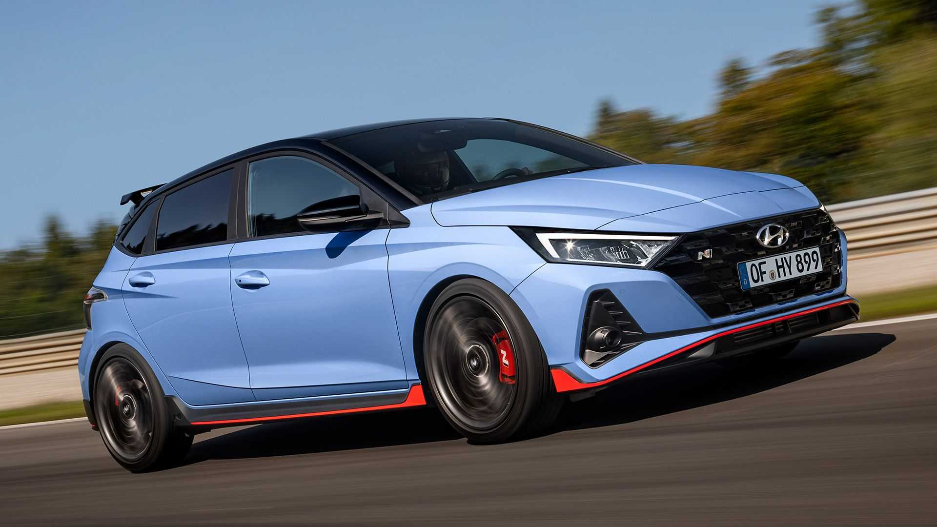 Auto bild hat die infos. Hot Hatches Are Dead Except For the 2021 Hyundai i20 N
