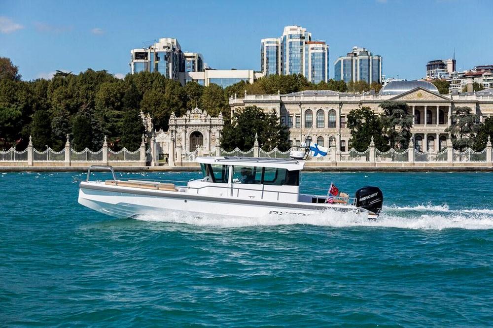 Concept Marine-Deniz Taksi