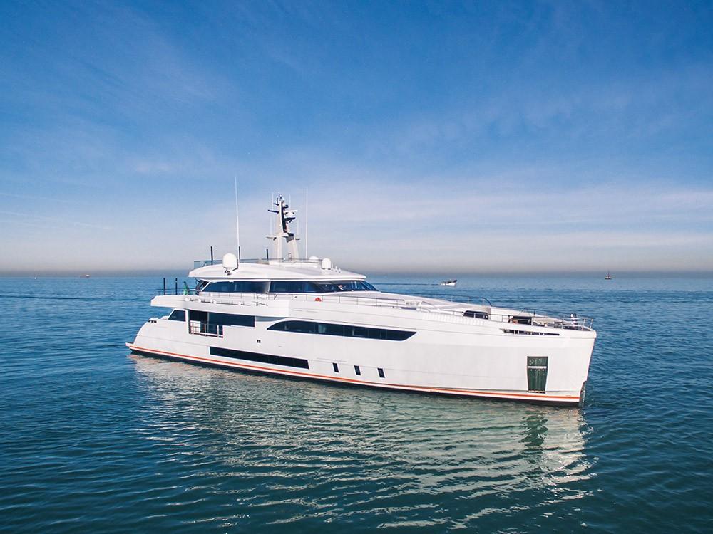 Wider Yachts - Wider 150