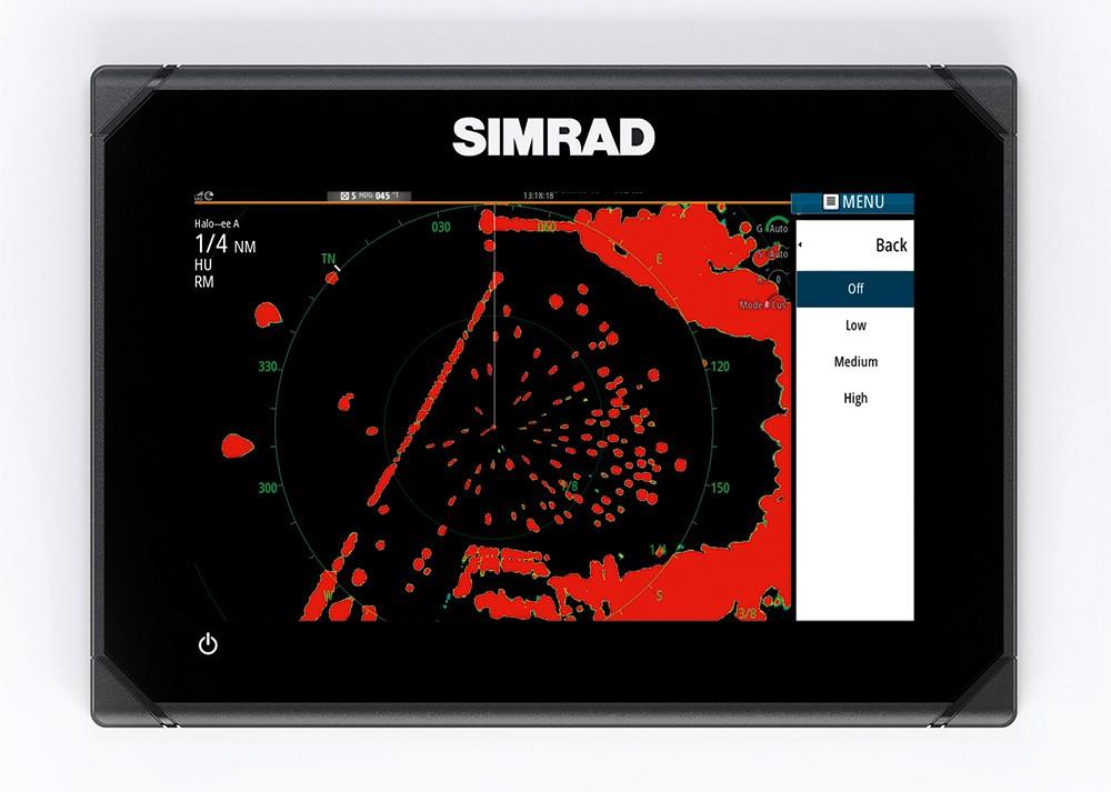 Simrad sinyal radarı ve geniş bant radarlar