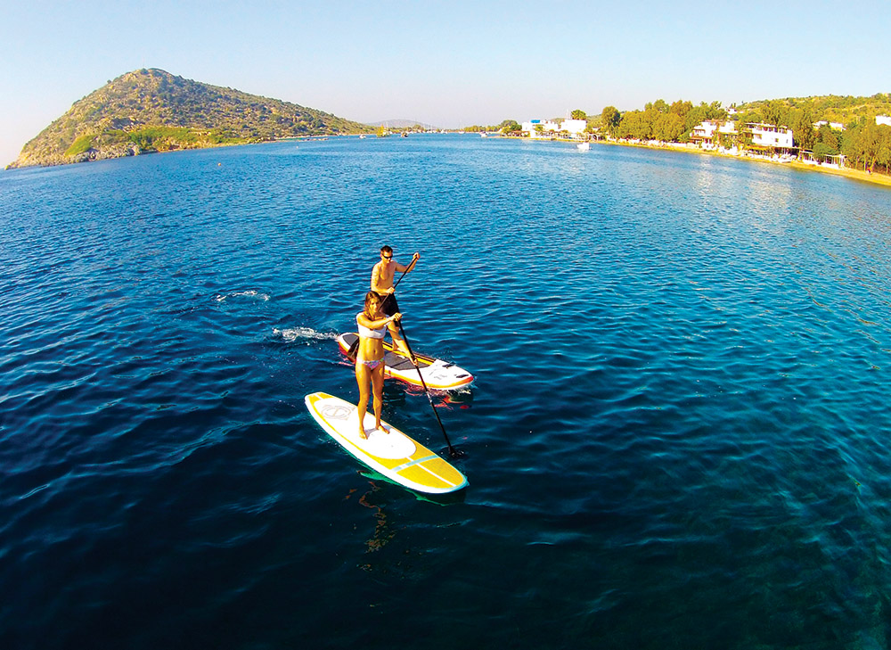 Haute Boards ile SUP Turu