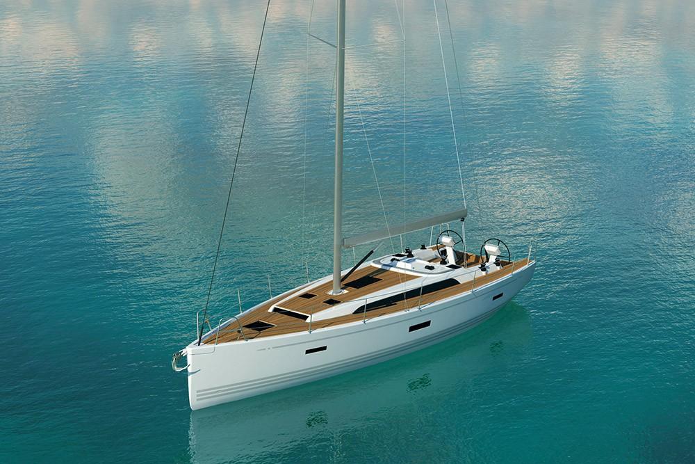 X-Yachts'ın yeni teknesi X4