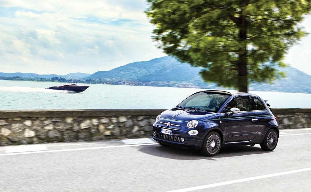 Fiat 500 Riva Special Edition