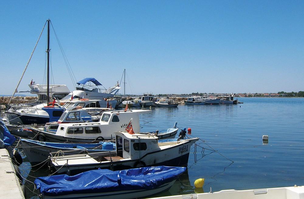 Güre Balıkçı Barınağı - Barınak Notları