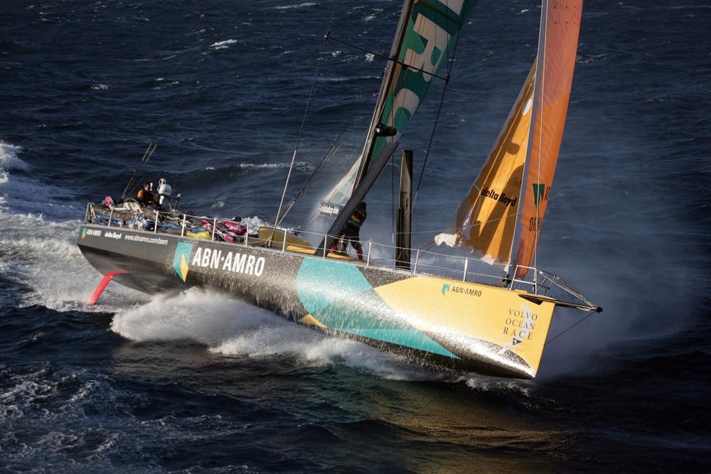 Yelkenciliğin kaderini değiştiren 50 tekne - ABN Amro One