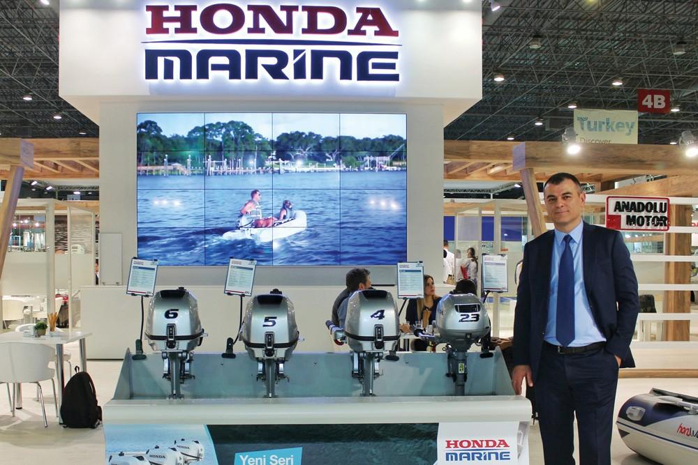 CNR Avrasya Boat Show - Serkan Eriş
