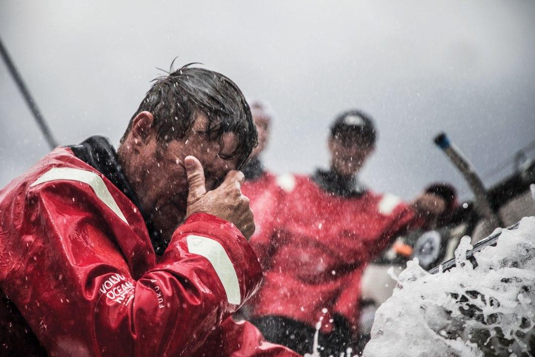 Değişimin sancısı - Volvo Ocean Race