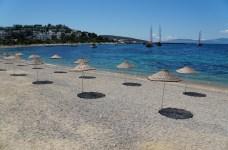 Bodrum Halk Plajları Sezon Hazırlığı