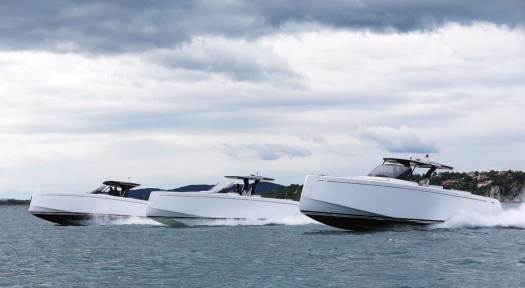 Pardo Yachts - Modeller
