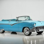 Used 1956 Ford Fairlane Sunliner For Sale 42 900 Motorcar Classics Stock 1271