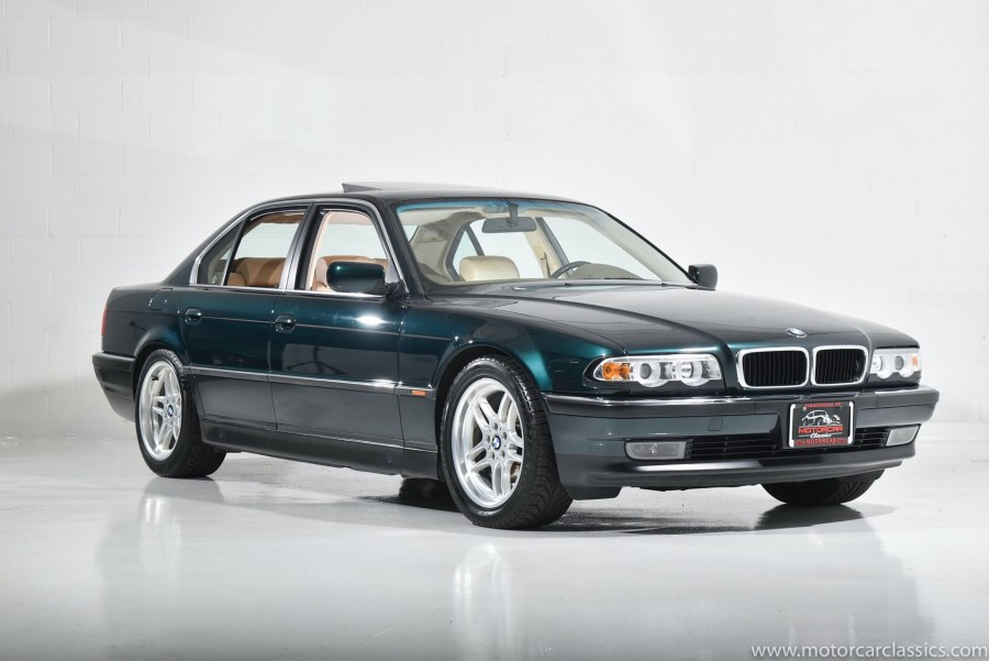 Used 1998 BMW 7 Series 740i For Sale ($8,900) | Motorcar ...
